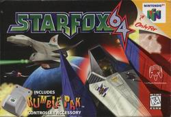 Star Fox 64 (USA) Box Scan
